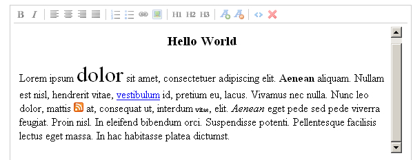 jWysiwyg jquery wysiwyg html editor