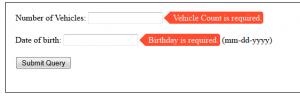 jQuery.validity plugin